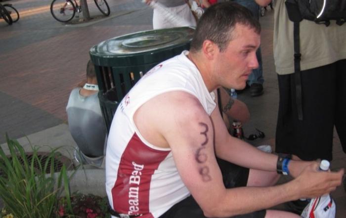 Brady - Pre-Ironman