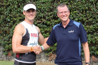 Becoming an Ironman: Miracles for the Cause