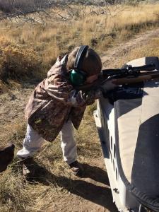 Son shooting