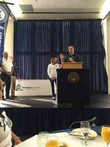 Utah State speech